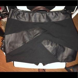 Bebe sport mini skirt